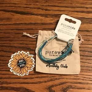 January Puravida Monthly Bracelet Pack